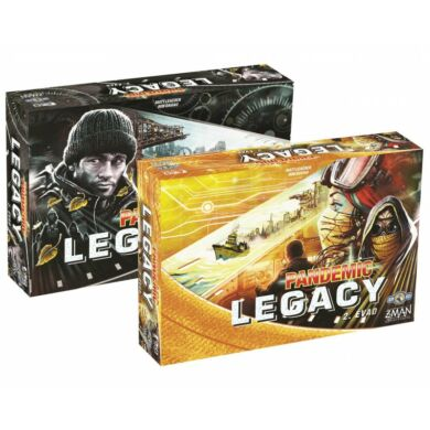 Pandemic Legacy - 2. évad