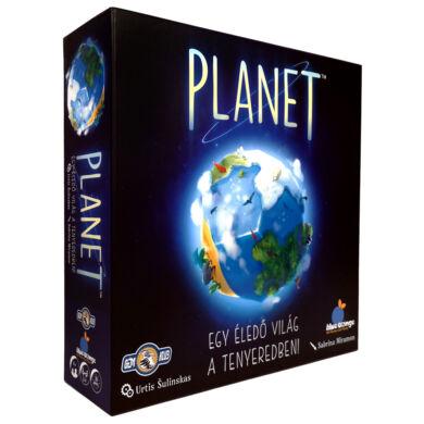Planet-Egy éledő világ a tenyeredben!