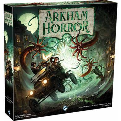 Rettegés Arkhamban 3.kiadás