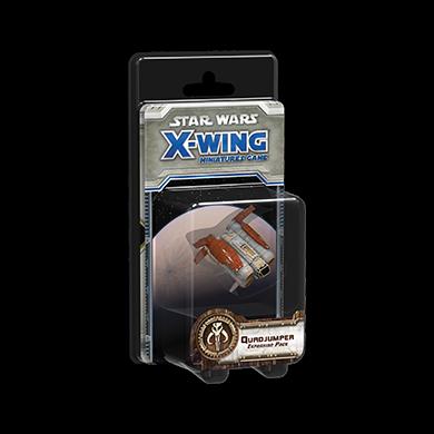 Star Wars X-wing: Quadjumper kiegészítő
