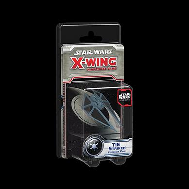 Star Wars X-wing: TIE Striker kiegészítő játék