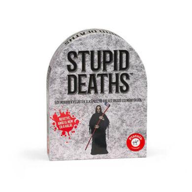 Stupid deaths társasjáték