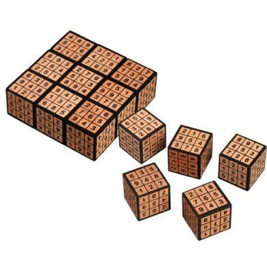 Sudoku - fa logikai játék