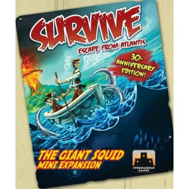 Survive - The Giant Squid mini kiegészítő