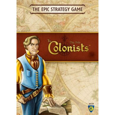 The Colonists (eng) - /EV/