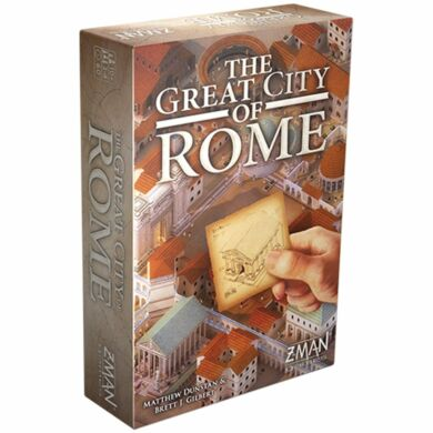 The Great City of Rome (eng) - /EV/