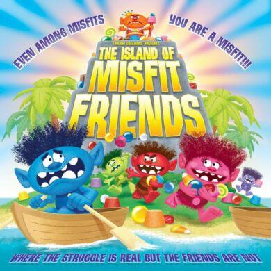 The Island of Misfit Friends (eng) - /EV/
