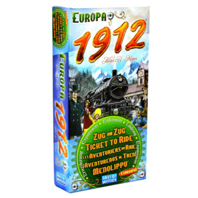 Ticket to Ride - USA 1910 Expension