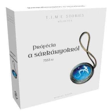 T.I.M.E Stories: Prófécia a sárkányokról