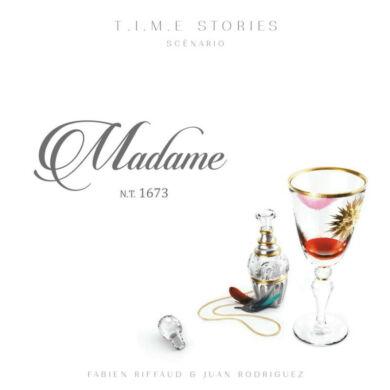 T.I.M.E Stories: Madame kiegészítő