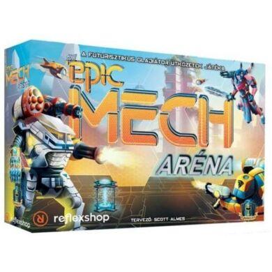 Tiny Epic : Mech aréna társasjáték