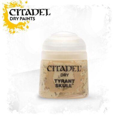 Citadel festék: Dry- Tyrant Skull