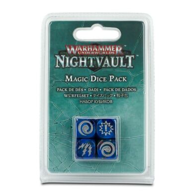 Warhammer Underworld Magic dice pack