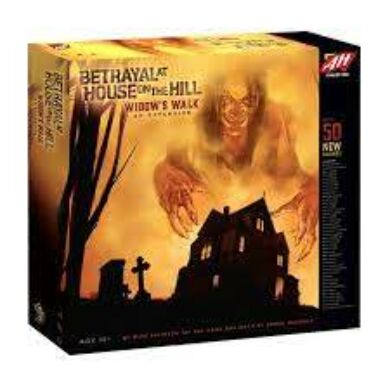Betrayal at the house on the hill - Window's walk (eng) /EV
