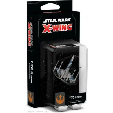 Star Wars X-Wing: T-70 X-wing