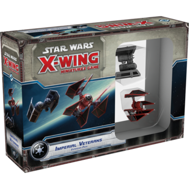 Star Wars X-wing: Imperial Veterans kiegészítő