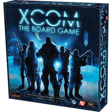 XCOM - The board game