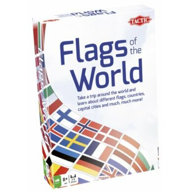 Zászlók a világ körül társasjáték