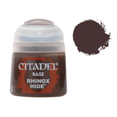 Citadel festék: Base - Rhinox Hide