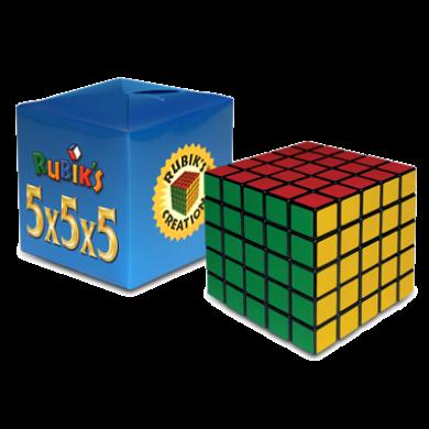 Rubik 5x5-ös kocka díszcsomagolásban