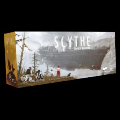 Scythe: Csapás a fellegekből