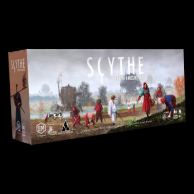 Scythe: Hódítók a messzeségből