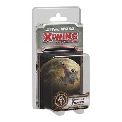 Star Wars X-wing: Kihraxz Fighter kiegészítő