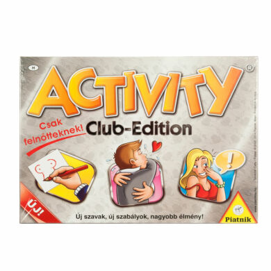 Activity felnőtteknek - Club-Edition