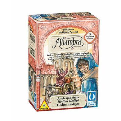 Alhambra - A tolvajok órája 3. kiegészítés