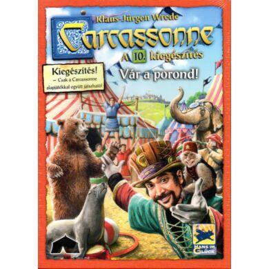 Carcassonne - Vár a porond ÚJ KIADÁS