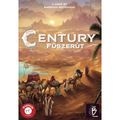 Century - Fűszer út