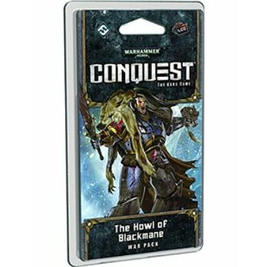Warhammer 40k Conquest: Howl of Blackmane