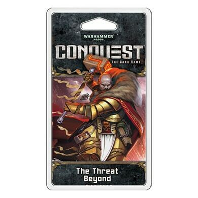 Warhammer 40k Conquest: The Threat Beyond