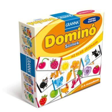 Granna Dominó - Szinek