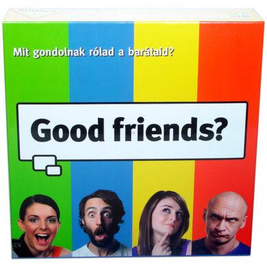 Good Friends - Mit gondolnak rólad a barátaid?
