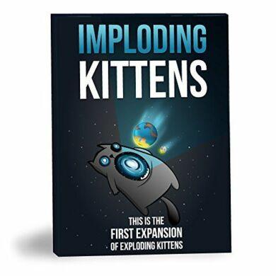 Exploding Kittens - Imploding kittens eredeti kiadású kiegészítő