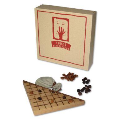 Fa táblás logikai játék - Ugrató