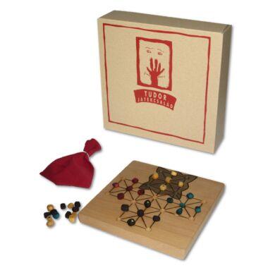 Fa táblás logikai játék - Tudor I.