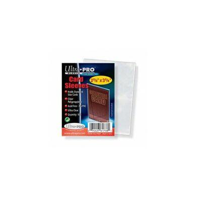 Kártyavédő tok (100 db) - 63,5 mm x 88 mm - Ultra Pro