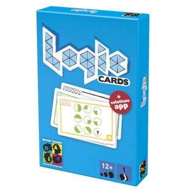 BG Logic Cards - kék