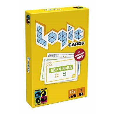 BG Logic Cards - sárga