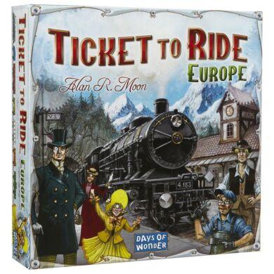 Ticket to Ride - Európa