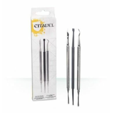 Citadel tool - Sculpting Tool Set, spatulák