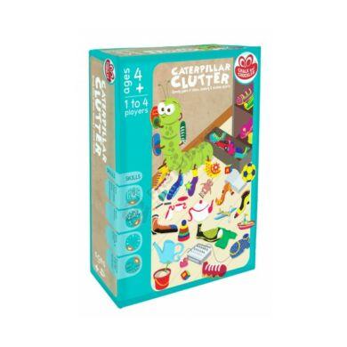 Chalk and Chuckles - Caterpillar Clutter