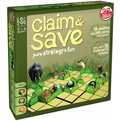 Chalk and Chuckles - Claim and Save