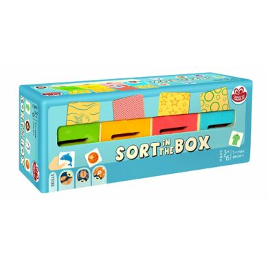 Chalk and Chuckles - Sort in the box