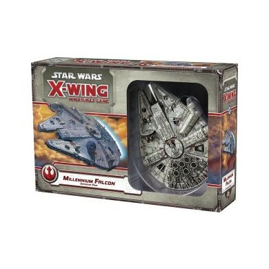 Star Wars X-wing: Millenium Falcon kiegészítő