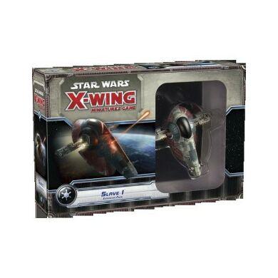 Star Wars X-wing: Slave I kegészítő