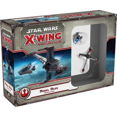 Star Wars X-wing: Rebel Aces kiegészítő