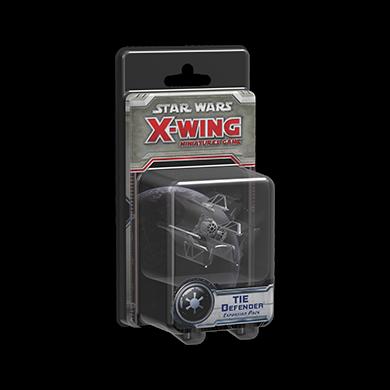 Star Wars X-wing: TIE Defender kiegészítő